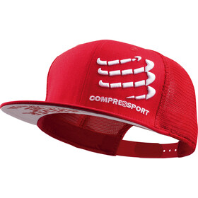 Compressport Trucker Cap, red